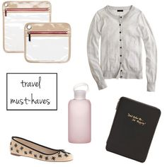 Monday Must-Haves {Traveling in Style}