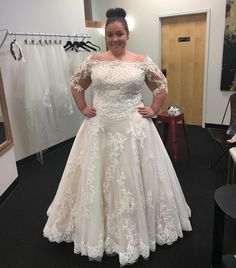 Pin by pretty pear bride plus size bridal magazine on for Custom made wedding dresses dallas