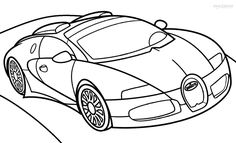 Printable Bugatti Coloring Pages For Kids Cool2bKids Coloring