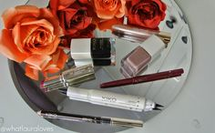 What Laura Loves: Kiko Daring Game Fall Collection Review Buy here http://rstyle.me/n/s7fquba4mx #kiko #makeup #autumn #winter #inspiration #eyeliner #winged #liner #eyeshadow #lipliner #lipstick #berry #lips #wine #nailpolish