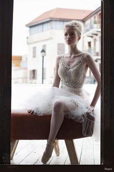 Persy Bridal Spring 2016 Wedding Dresses | Wedding Inspirasi