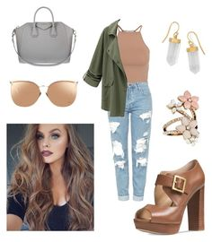 """""""Untitled #40"""" by malai-chue-1 on Polyvore featuring NLY Trend, Topshop, Chicnova Fashion, Michael Kors, Givenchy, Linda Farrow, BillyTheTree and Accessorize"""