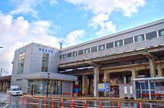 電鉄魚津駅