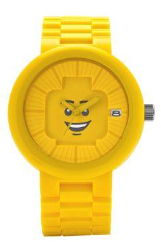 LEGO on your wrist. ♥