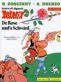 La Rosa y la Espada, en Säschisch (dialecto alemán)