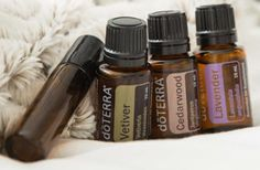 Natural Earth Oils: SLEEP TIGHT ROLLER BLEND