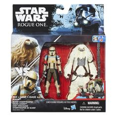 Jedi Temple Archives News: BREAKING NEWS! Even MORE Rogue One Hasbro Products Revealed!