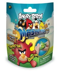 Mash ems – Angry Birds – Foil Bag « Game Searches