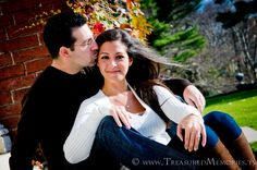 Jaclyn and Matt's engagement session at Westbury Gardens, NY!      (C) Treasured Memories.tv