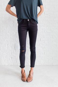 Ain't Your Mammas Jeans | Clad & Cloth Apparel – cladandcloth