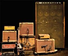 Neil Young's amps