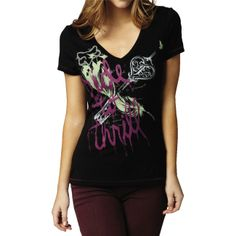 Fox Racing Pursuit Women's Tee - Chaparral Motorsports