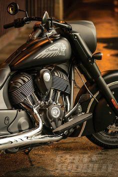 Indian Motorcycles Chief Dark Horse