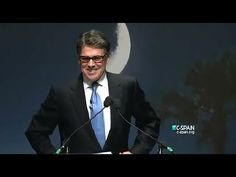 Former Governor of Texas Rick Perry at South Carolina Freedom Summit