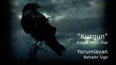 Kuzgun / Edgar Allan Poe - Yorumlayan : Bahadır Üge