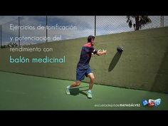 EJERCICIOS CON BALÓN MEDICINAL El balón medicinal es un implemento perfecto que te permite poder entrenar, trabajar y potenciar tus músculos de forma funcion...