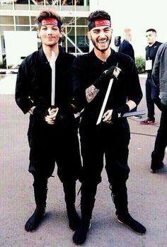 I wanna be a ninja...