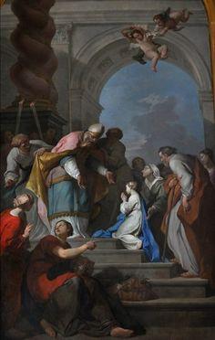 Versailles, Sainte Marie, Saint Louis, Temple, Painting, Sacred Art, How To Paint, God, Mom