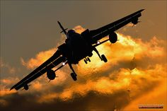 Angel of Death - Panavia Tornado GR4 at Sunset by Richard Calver on 500px