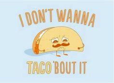 Haha, stupid food puns