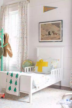 Antes y después de una habitación infantil con personalidad | Decorar en familia | DEF Deco