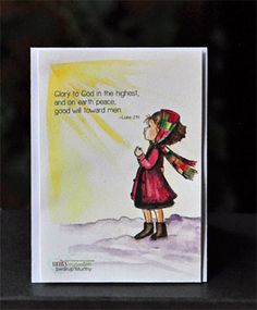 Faith of a Child - Unity Stamp Co