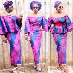 """There are a lot of things than can be addictive, and the-same is true when it comes to fashion, we as Africans are so much in love with our """"Ankara""""… We have compiled the latest Ankara styles you can come up with and make you look stunning. Check them out..."""