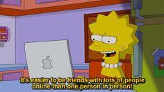 lol @ online friends