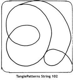 This String is shared by tangler Anne Marks for your creative enjoyment. You can help our community's String resource grow by sending me yours to share. I'm always looking for new strings! Zen Doodle Patterns, Doodle Borders, Mandala Pattern, Zentangle Patterns, Mandala Design, Optical Illusions Drawings, Illusion Drawings, Illusion Art, Doodle Drawings