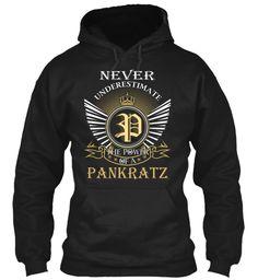 PANKRATZ - Never Underestimate #Pankratz