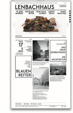 HERBURG WEILAND #grafica #web