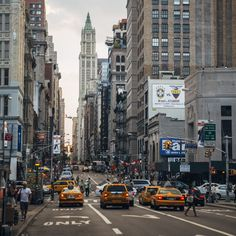 Broadway View / Photo by Pavel Bendov