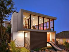 Crocket residence
