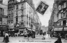 Allison au 3 rue de Buci 75006  Paris