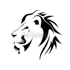 Vector: Logo Lion, strength and