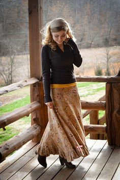 Pretty And Practical Modest Clothing- Fresh Modesty Guest Post at Happily Domestic! - for Angel