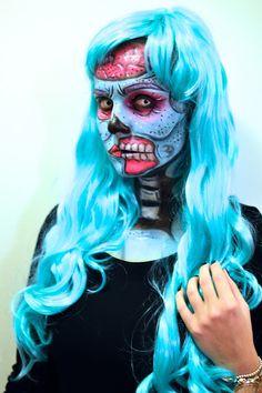 NfashioN : Halloween 2015 Halloween 2015, Halloween Face Makeup, Posts, Blog, Messages, Blogging