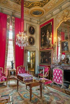 Château du Champ de Bataille, home of French interior designer Jacques Garcia.