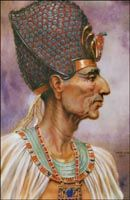 Ramesses II - Famous Egyptians - Rameses II The Great Rameses ruled Egypt for 66 years and won peace with the Hittites.  Ramesses led several expeditions north into the lands east of the Mediterranean (modern Israel, Palestine, Lebanon and Syria). At the Battle of Kadesh in the fourth year of his reign (1286 BC), Egyptian forces under Ramesses engaged the forces of Muwatallis, king of the Hittites. Over the following years, neither power could effectively defeat the other, so in the 21st…