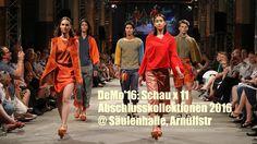 DeMo'16: Schau x 11 Abschlusskollektionen 2016  @ Säulenhalle, Arnulfstr