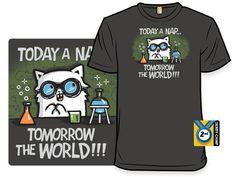 Tomorrow the World!!!