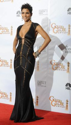 Halle Berry at 67th Annual Golden Globe Awards, February 2010.