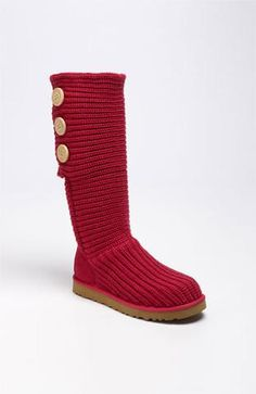 Ugg® Australia 'cardy' Classic Knit Boot (women) (nordstrom Exclusive) | Nordstrom