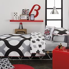 Shuffle The Deck Quilt Cover Set- http://www.target.com.au/p/shuffle-the-deck-quilt-cover-set/623035_multi