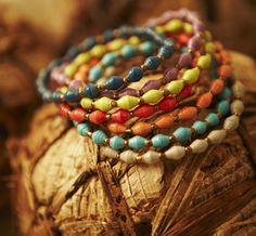 love 31 bits bracelets made by women in uganda
