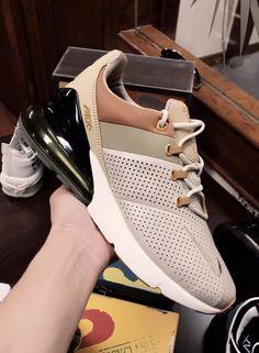 Trendige herren Nike Air Max 90 Schuhe Chocolate Weiß Beige