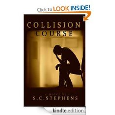 Collision Course!! I loved this book! The author takes you on an INTENSE EMOTION FILLED journey that you will be thinking about long after you've finished it! I cannot say enough about this book!!! <3 <3 <3 <3