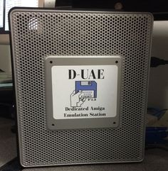 D UAE The Dedicated Amiga Emulation Station
