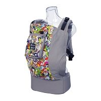 tokidoki iconic baby and toddler carrier by Lillebaby