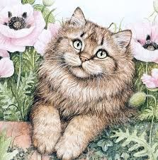 63 trendy Ideas for cats art illustration Art And Illustration, Cat Illustrations, Pretty Cats, Beautiful Cats, Art Mignon, Image Chat, Cat Drawing, Dog Art, Crazy Cats